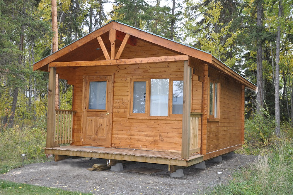 Foxs Den Cabin Kit Bavarian Cottages Ltd
